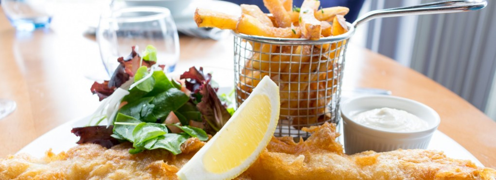 Image result for fish and chips panorama advert